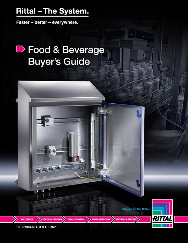 Hygienic enclosures for the food & beverage industry